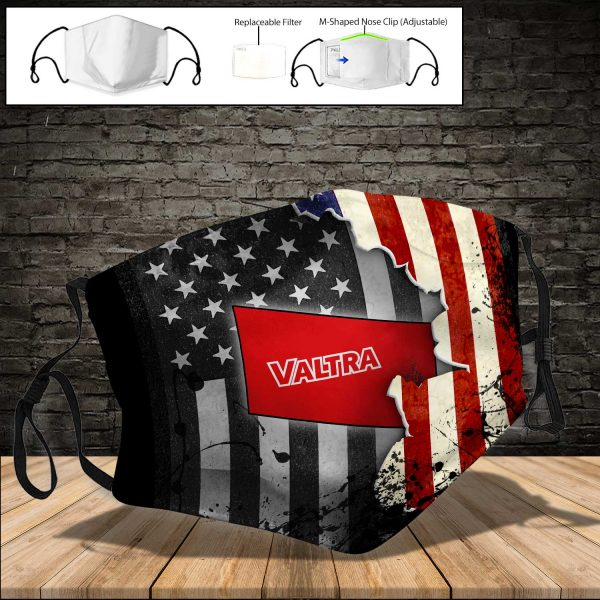 Valtra PM 2.5 Air Pollution Masks Washable Reusable Face Mask F#2