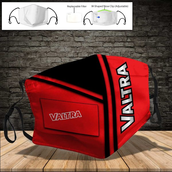 Valtra PM 2.5 Air Pollution Masks Washable Reusable Face Mask F#8