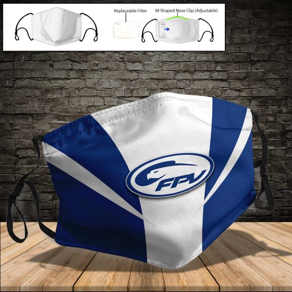 Ford Performance Vehicles PM 2.5 Air Pollution Masks Washable Reusable Face Mask F#7