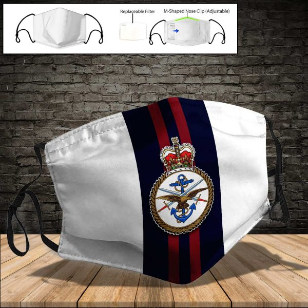 British Armed Forces PM 2.5 Air Pollution Masks Washable Reusable Face Mask F#6