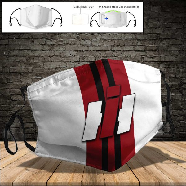 Case IH PM 2.5 Air Pollution Masks Washable Reusable Face Mask F#6
