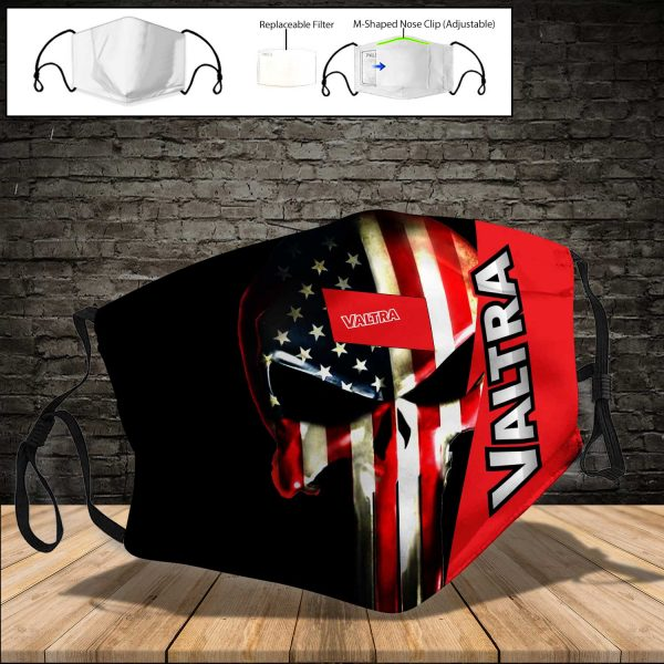 Valtra PM 2.5 Air Pollution Masks Washable Reusable Face Mask F#1