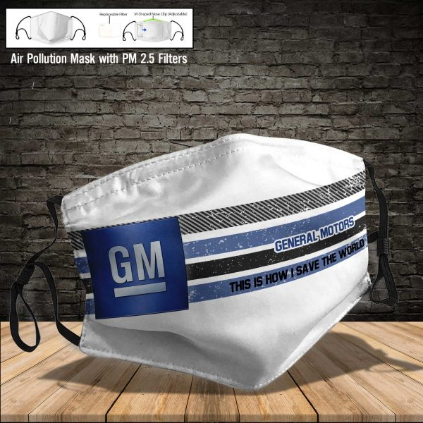 General Motors #6 Save The World