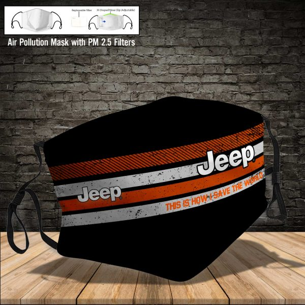Jeep-1 #6 Save The World