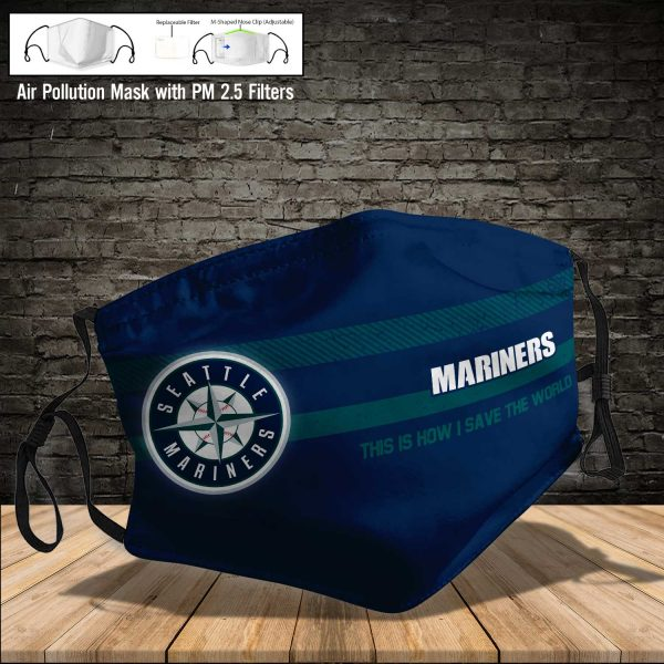 MLB - Seattle Mariners #6 Save The World
