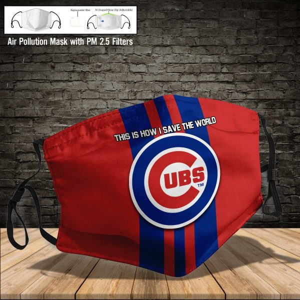 MLB - Chicago Cubs #8 Save The World