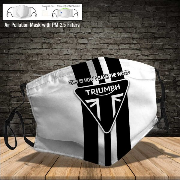 Triumph Motorcycles #8 Save The World