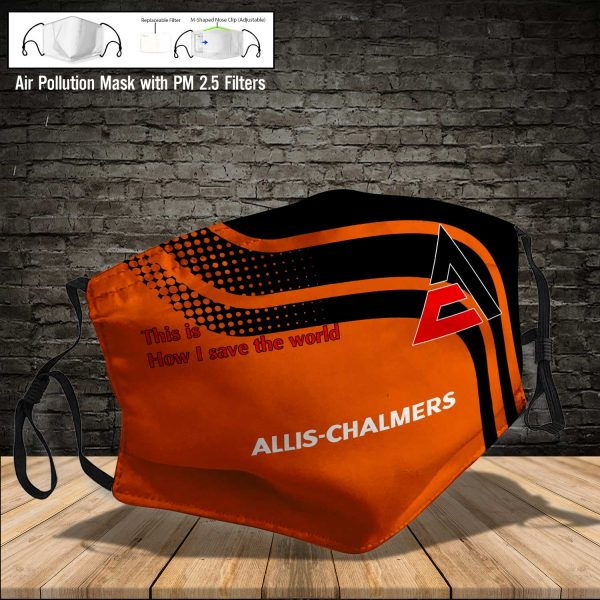 Allis Chalmers #2 Save The World