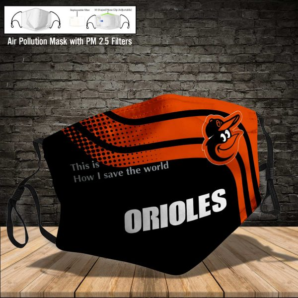 MLB - Baltimore Orioles #2 Save The World
