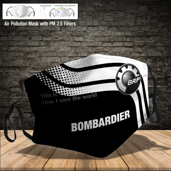 Bombardier Inc #2 Save The World