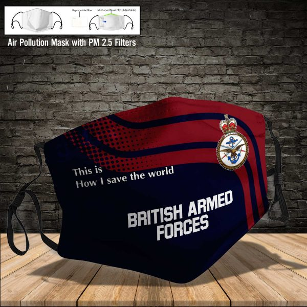 British Armed Forces #2 Save The World