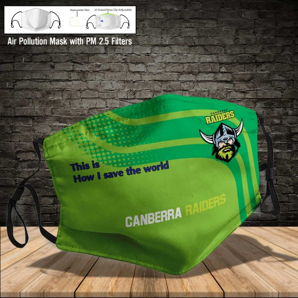 Canberra Raiders #2 Save The World