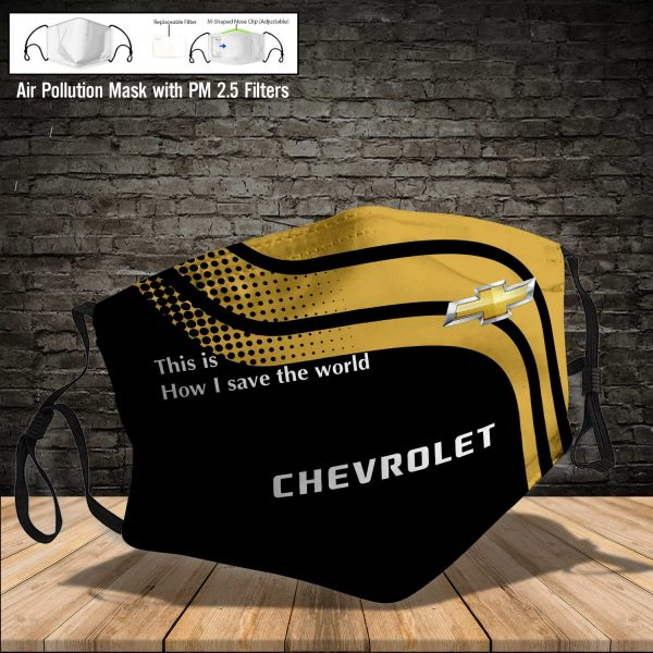 Chevrolet 1 #2 Save The World