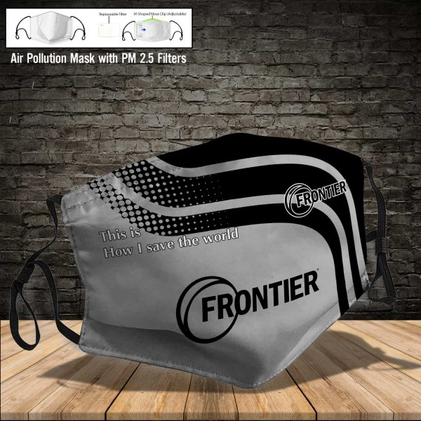 Frontier #2 Save The World