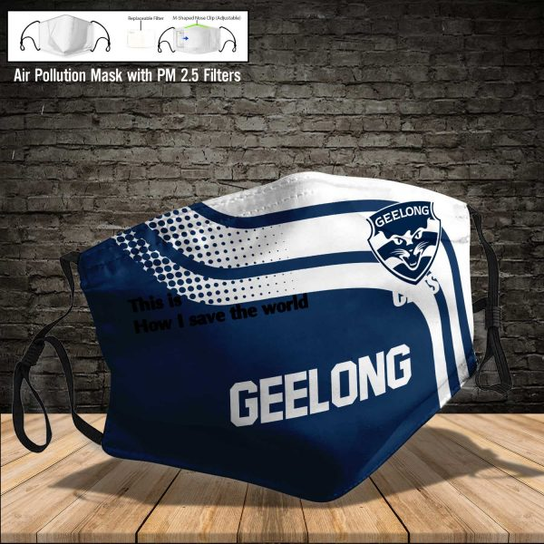 Geelong Cats #2 Save The World