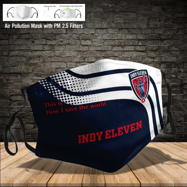 Indy Eleven #2 Save The World