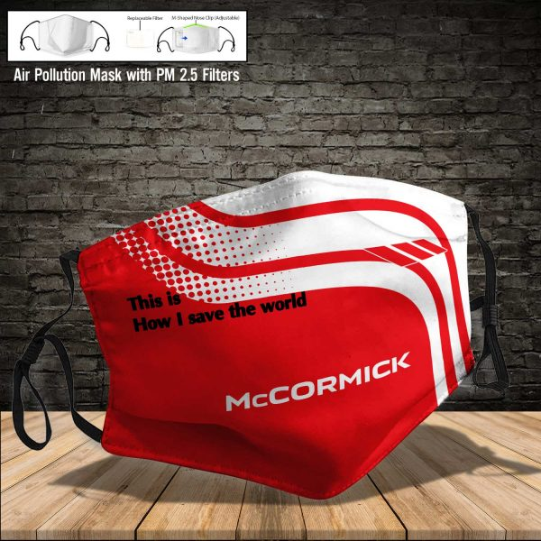 McCormick Tractors #2 Save The World