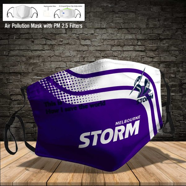 Melbourne Storm #2 Save The World