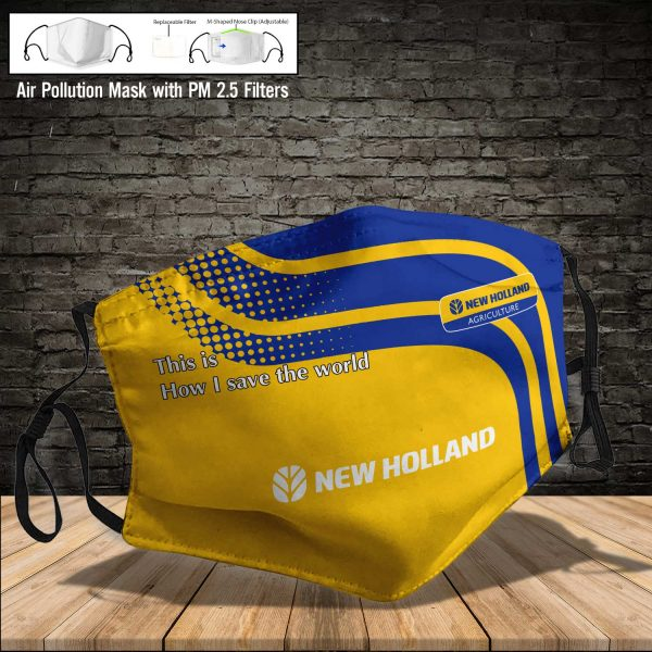New Holland Agriculture #2 Save The World