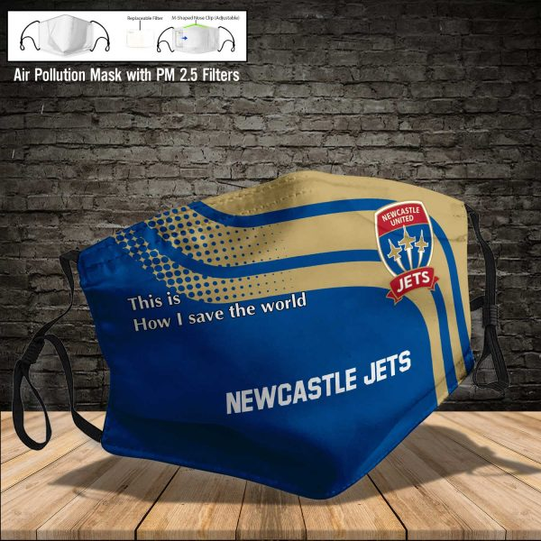Newcastle Jets #2 Save The World