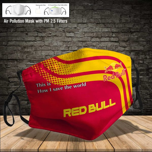 Red Bull #2 Save The World