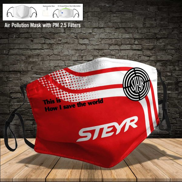Steyr Tractor #2 Save The World