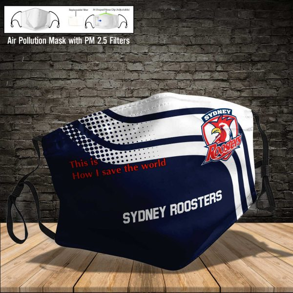 Sydney Roosters #2 Save The World