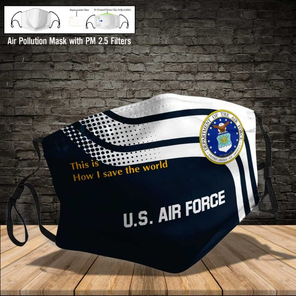 United States Air Force #2 Save The World