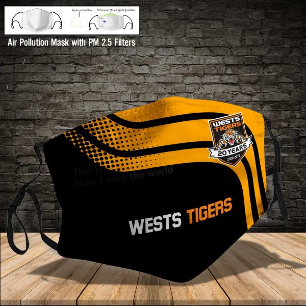 Wests Tigers #2 Save The World