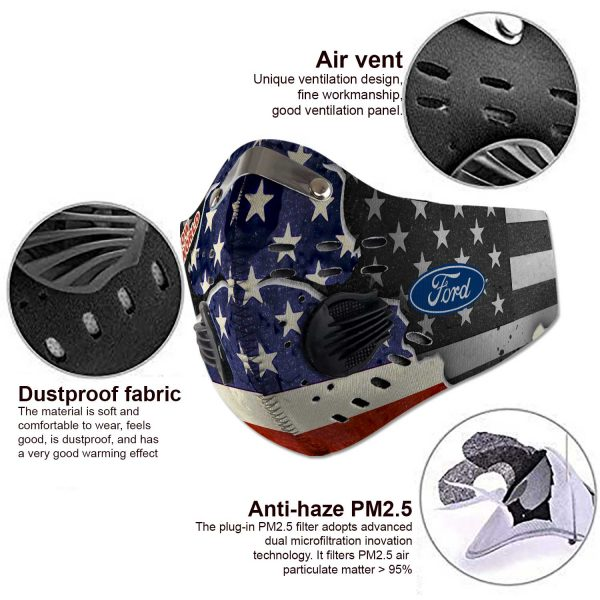 Ford 1 - Sport-Mask #3