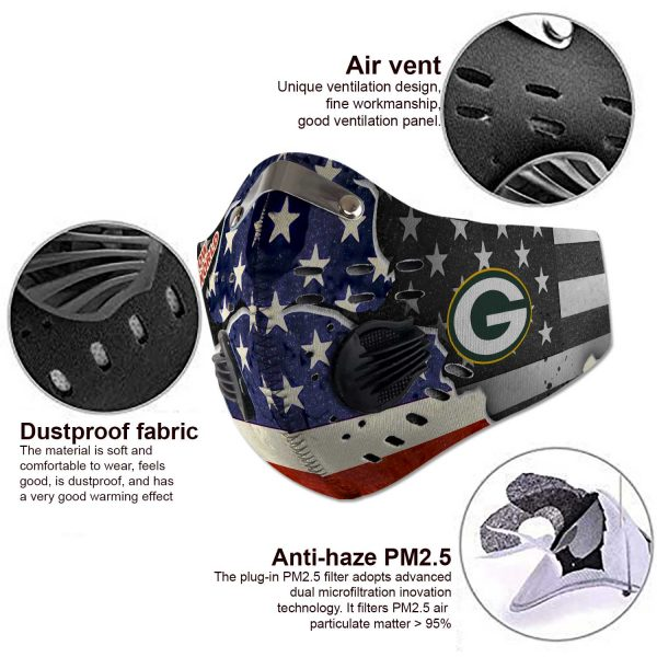 Green Bay Packers - Sport-Mask #3