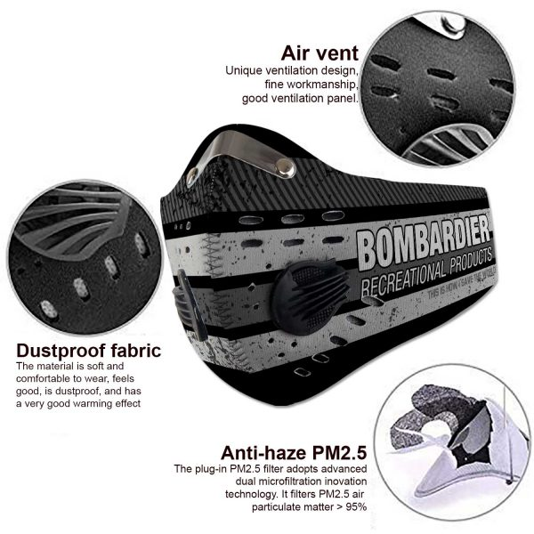 Bombardier Recreational Products - Sport-Mask #6